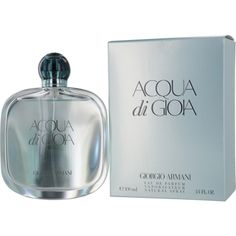 Launched by the design house of Giorgio Armani in 2010, ACQUA DI GIOIA by Giorgio Armani for Women posesses a blend of: jasmine sambac, cedar, labdanum, aquatic green accord, peony, brown sugar accord, mint leaves, pink pepper, limone primo fiore It is recommended for evening wear.