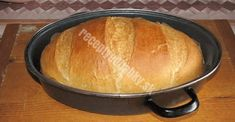 55 ft-ból készíthető el ez a kenyér - receptel! Czech Recipes, My Recipes, Bread Recipes, Dessert Recipes, Favorite Recipes, Slow Cooker Recipes, Cooking Recipes, Super Cookies, Our Daily Bread