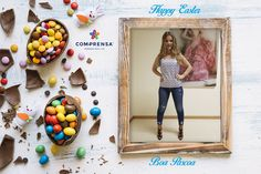 Happy Easter  Boa Páscoa  #comprensa #model #fashion #manufacturer #design #company #textile #portugal #jersey #fleece #cotton #bio #sublimation #screenprinting #digitalprint #laser #photoprint