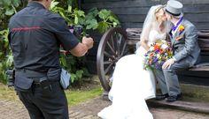 Came-TV Optimus Wedding | Red Carpet Video Garden Sculpture, Baby Strollers, Red Carpet, Tv, Outdoor Decor, Model, Wedding, Baby Prams, Valentines Day Weddings