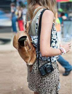 Festival Street Style is back! Kicking off with Texan shindig SXSW.