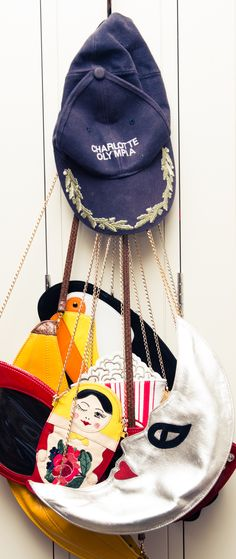 Her life is as colorful as her bag collection. http://www.thecoveteur.com/charlotte-olympia-dellal/