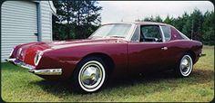 1963-64 Studebaker Avanti History by Dan Jedlicka