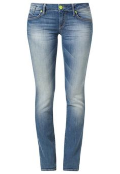 Jeans slim Lindy - mid winter neon - Mavi