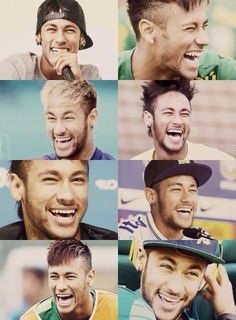Neymar Jr your smile can cure cancer and broken hearts ! Neymar Jr, Neymar Memes, Perfect Smile, Good Smile, Beautiful Smile, Football Love, Best Player, Plein Air, Sport