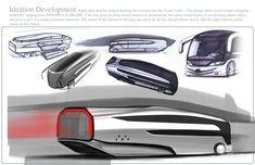 Monaco RV Halo Concept by Devon Palmer Future Trucks, Future Car, Monaco, Bugatti, Electric Car Concept, Luxury Motorhomes, Future Transportation, Futuristic Cars, Futuristic Vehicles