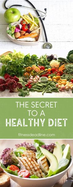 The secret to a healthy diet for weight loss including diet plans, healthy snacks, healthy eating tips & healthy food facts everyone should know.