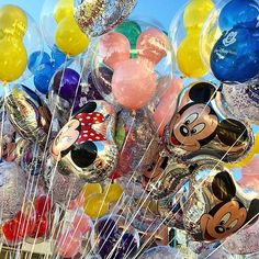 Pin for Later: 39 Disney World Facts That Even Die-Hard Fans Don't Know You can't bring balloons, straws, or drink lids in to the Animal Kingdom Park. It's for the safety of the animals! Disney World Facts, Disney World Vacation, Disney Trips, Disney Magic, Disney Art, Minnie Mouse Pictures, Disney Balloons, Tomorrow Is Another Day, Park Pictures
