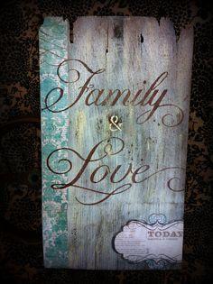 Família & Amor