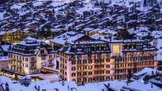 Palatul Mont Cervin din Zermatt