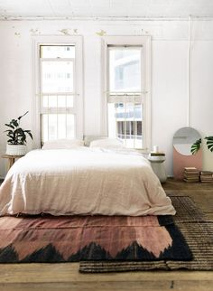 Blissful Corners: Peachy, Terracotta, Rust...Warm. - Bliss