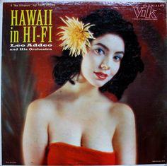 leo addeo - hawaii in hi-fi