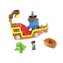 """Fisher-Price Jake and the Never Land Pirates Splashin Bucky Bath Toy - Fisher-Price - Toys """"R"""" Us"""