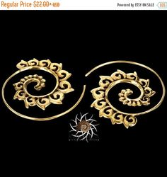Hey, I found this really awesome Etsy listing at https://www.etsy.com/listing/222410388/on-sale-15-off-brass-earrings-brass