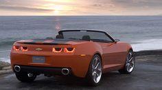 2011 camaro rs review
