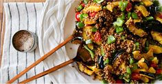 Move Over, Quinoa. This Wheat Berry and Roasted Squash Salad Will Change Your Salad Game