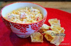 Corn Dip @joyfulscribblings  #appetizers, #dips