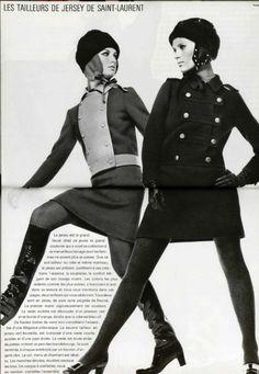 L'Officiel 1966   n°533-534 #typography