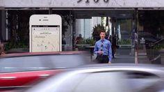 """Uber """"Meet Uber"""". Director: JP Bolles DP: Garrett Shannon Producer: Andy Kelly Music: Alex Weinstein"""