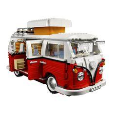LEGO Creator 10220 - Furgoneta Volkswagen T1: Amazon.es: Juguetes y juegos