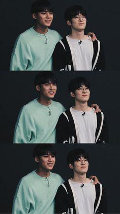 Dino Seventeen, Mingyu Seventeen, Mingyu Wonwoo, Seungkwan, Darren Wang, Won Woo, Seventeen Wallpapers, Handsome Prince, Meanie