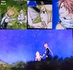 Nalu romantic moment in FT movie 2 coming soon in 2016 or  2017