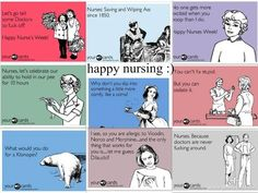 Happy Nurses' Week!