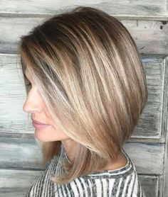 14.Blonde Bob Hairstyle