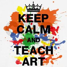 Keep Calm and Make Art Poster Club D'art, Art Club, High School Art, Middle School Art, Classroom Posters, Art Classroom, Classroom Ideas, Classroom Quotes, School Classroom