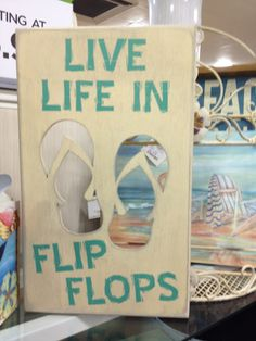 live life....this is so me. I'd be bare foot every day if u could