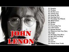 JOHN LENNON Greatest Hits | The Best Of JOHN LENNON