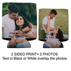 Custom Photo Wedding Can Cooler- 2 Photos one on either side by VictoryStore, http://www.amazon.com/dp/B0722VBGQM/ref=cm_sw_r_pi_dp_x_f3cqzbVFM32VK