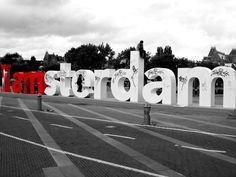 2. nieuwe aantrekkelijke dingen bouwen // 3. kunst in de stad // I Amsterdam city branding rebranded