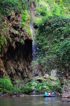 Teelorjor waterfall, Thailand
