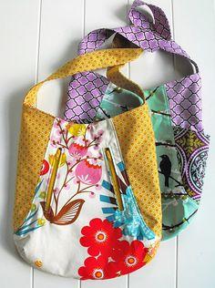 DIY Sling Bags - Pattern $8.00