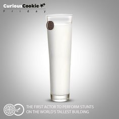 The only stunts an Oreo asks you to perform are a twist, lick, dunk. #Friday #CuriousCookie
