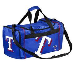 Texas Rangers Duffle Bag