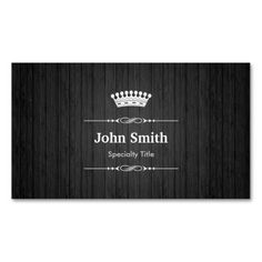 Simple chic modern double sided business card template business simple chic modern double sided business card template business card templates pinterest card templates business cards and simple business cards cheaphphosting Gallery