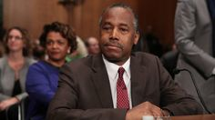 Remarks prepared for Dr. Ben Carson to deliver at his Senate confirmation hearing Thursday appeared to include several portions of plagiarized text.