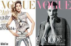 Френският Vogue на английски