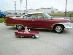 Pedal Car..just like daddy's .