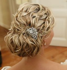 Wedding Up-dos For Long Hair
