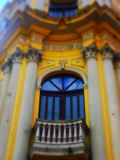 Teatro Melico Salazar.    ¿Ya soy fotógrafo?