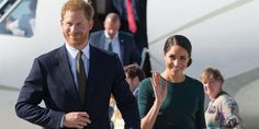 All Meghan Markle and Prince Harry's Royal Visit to Ireland Photos