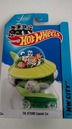 2014 The Jetsons Capsule Car