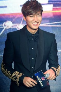 Lee Min Ho ♡ #Kdrama .. love his smile :*