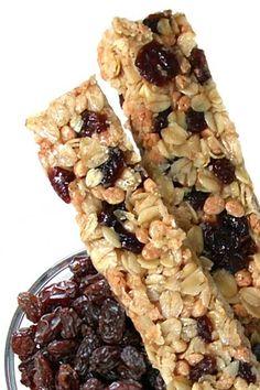 Cholesterol-Free, Corn-Free, Dairy-Free, Egg-Free, Gluten-Free, Nut-Free Granola bars! $1.99 each Dairy Free, Gluten Free, Lower Cholesterol, Granola Bars, Egg Free, Healthy Baking, Raisin, Healthy Choices, Oatmeal