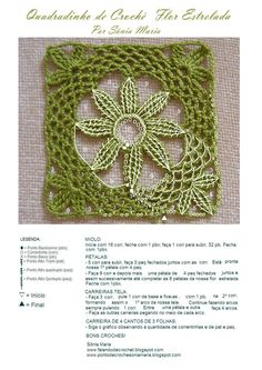 crochet motif beautiful design