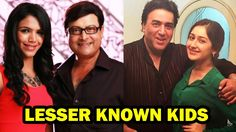 Top 10 Lesser Known Kids Of Bollywood Celebrities