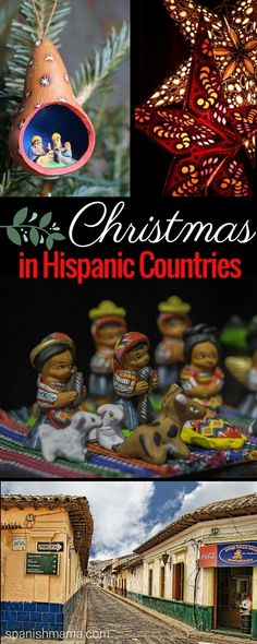 Christmas in Spanish-Speaking Countries: A Collection. Find posts about Navidad…